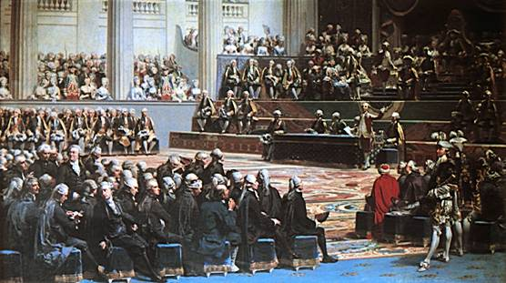 Meeting of the Estates-GeneralLegislative Assembly French Revolution