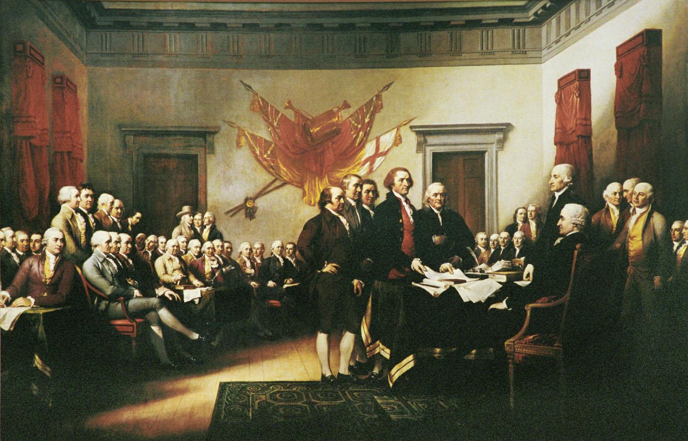 Thomas Jefferson Declaration Of Independence Junior Cert